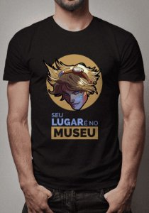 Camiseta Ezreal League of Legends