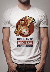 Camiseta Lux League of Legends