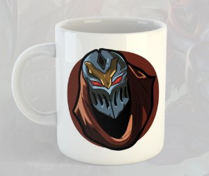 Caneca Zed League of Legends