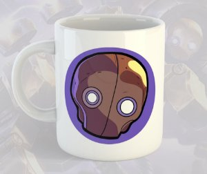 Caneca Blitzcrank League of Legends