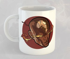 Caneca lee sin League of Legends