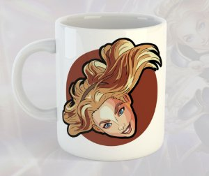 Caneca lux League of Legends