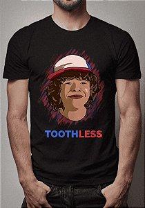 Camiseta Dustin Toothless Stranger Things