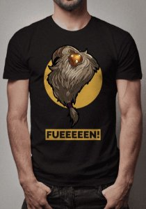 Camiseta Bardo League of Legends