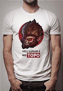 Camiseta Wukong League of Legends