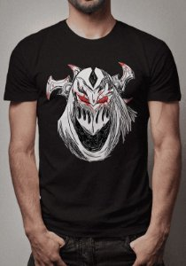 Camiseta Zedd Sketch Lines