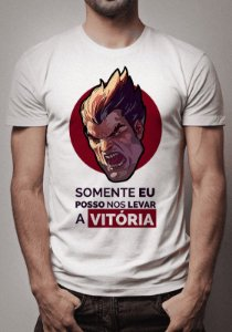 Camiseta Darius League of Legends