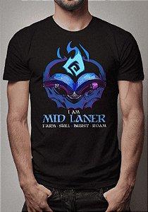 Camiseta Mid Laner