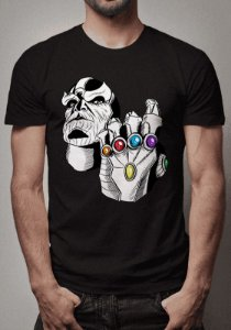 Camiseta Thanos Marvel