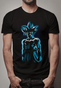Camiseta Goku Instinct Dragon Ball Super