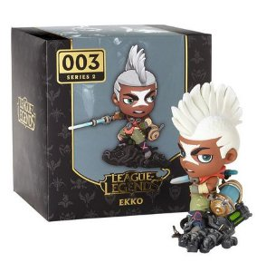 Boneco Ekko League of Legends