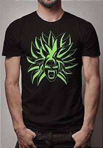 Camiseta Broly Dragon Ball