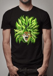 Camiseta Broly Dragon Ball
