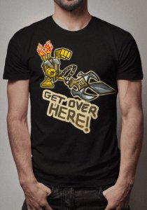 Camiseta Blitz Scorpion League of Legends