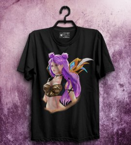 Camiseta Kaisa KDA League of Legends