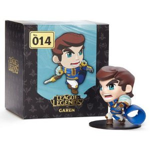 Boneco Garen League of Legends