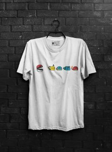 Camiseta PACMON Pokemon