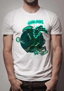 Camiseta Thresh Caçador de Almas League of Legends - OUTLET