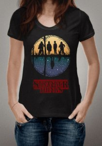 Camiseta Dois Mundos  Stranger Things - OUTLET