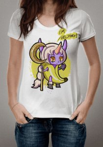 Camiseta Soraka Banana League of Legends- OUTLET