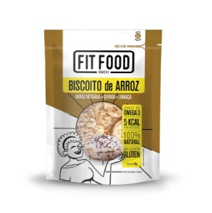 Biscoito Fit Food 90g