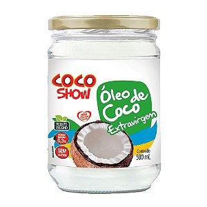 Óleo de coco Coco Show - Copra 500ml