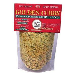 Golden Curry 100% Natural - 190g Bioblend
