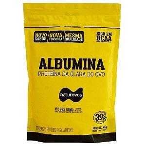 Albumina Natural - 500g Naturovos