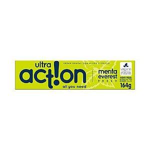 Creme Dental Vegano Ultra Action - 164g