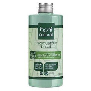 Enxaguatório Bucal Boni Natural Vegano - 500ml