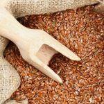 Semente de Linhaça Marrom - A granel