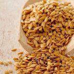 Semente de Linhaça Dourada - A granel