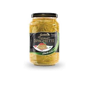 Spaghetti de legumes em conserva - Juréia