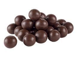 Amendoim coberto com chocolate 70% cacau - a Granel