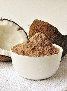 Farinha de Coco (escura) - A granel