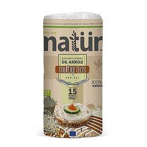 Biscoitos 100% natural Natür 100g