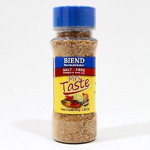 Tempero zero sódio Mrs. Taste 55g