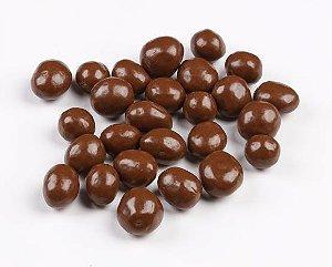Drageados de cereal com chocolate 70% cacau - a granel