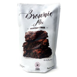 Brownie Mix sem Gluten Zaya - 500g