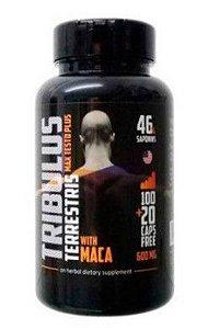 Tribulus Terrestris com Maca 600 mg 120 Cap
