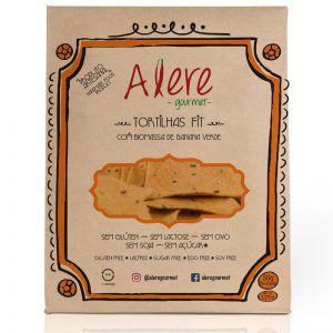Tortilha Fit - Alere Gourmet