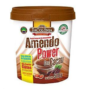 Pasta de Amendoim com Cacau - Dacolonia