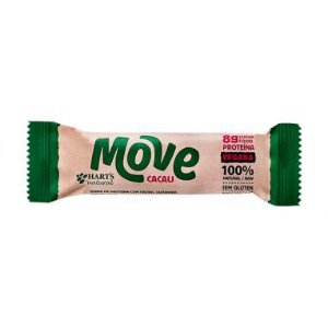 Barra De Proteína MOVE Cacau 35g - Hart's Natural