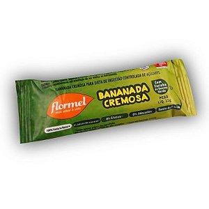 Bananada Cremosa 22g - Flormel