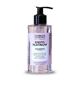 Shampoo Efeito Platinum - Twoone Onetwoo