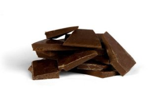 Lascas de Chocolate 70% - a granel