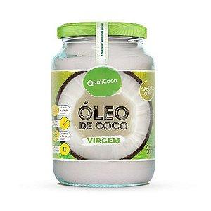 Óleo de Coco Virgem - 500ml Qualicôco