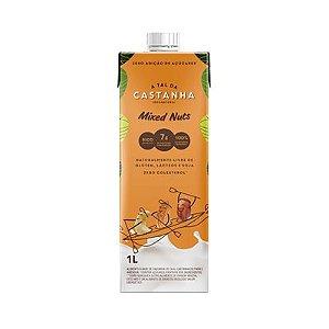 Bebida Vegetal A Tal da Castanha 1L - Mixed Nuts