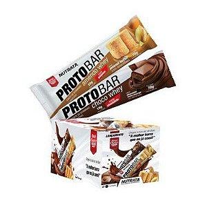 Barra de proteína ProtoBar - Nutrata