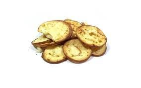 Provolone chips - a granel